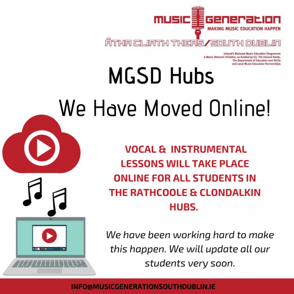 MGSD Hubs - We Have Moved Online!