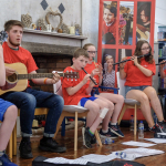 Cruinniú na nÓg - 23rd June 2018 - Whitechurch Library Activity