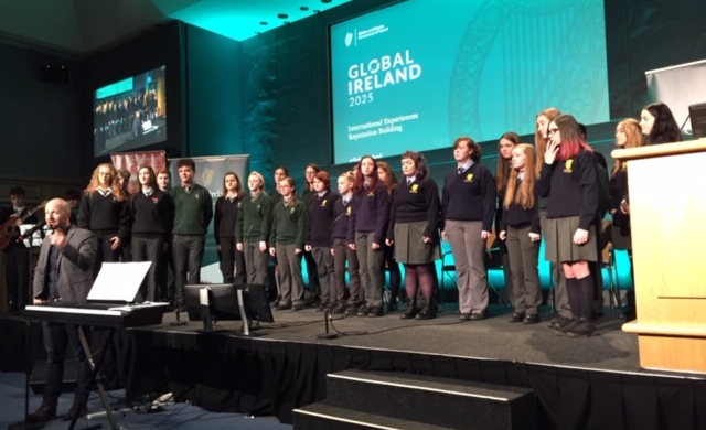 Creative Ireland South Dublin Vocal Commission